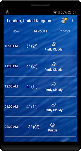 Weekly Weather Forecast 1.9.6 Screenshots 2
