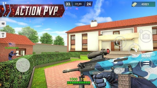 Special Ops: FPS PvP War MOD (Unlimited Money/Gold) 2