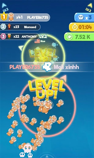Fish Go.io - Be the fish king 2.19.25 screenshots 18