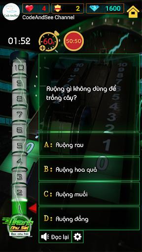 Nhanh Như Sét - Đọc Câu Hỏi 2.4.0 screenshots 2