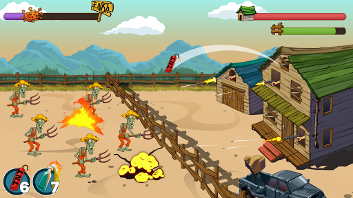 Zombies Ranch. Zombie shooting games 3.0.4 screenshots 1