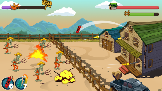 Zombies Ranch MOD APK (Unlimited Ammo/Money) 1