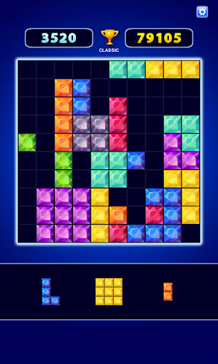 Brick Puzzle Classic screenshots 1