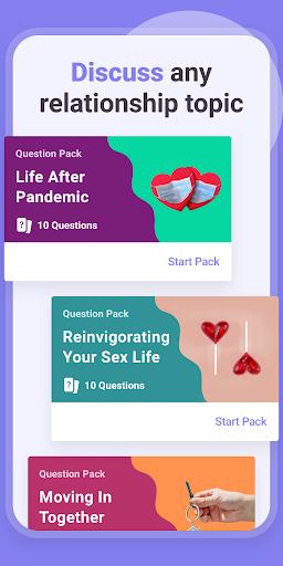 Paired: Couples & Relationship apktram screenshots 6