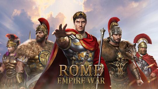 Rome Empire War v136.0 (Money, Medals) MOD APK 1