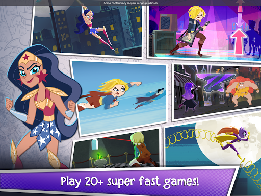 DC Super Hero Girls Blitz 1.4 Screenshots 9