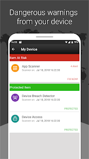 Protect Me - Accounts and Mobile Security