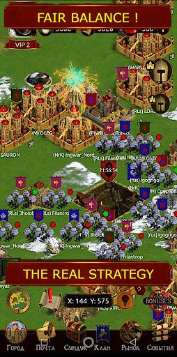 Edorium. Warfare online strategy 1.4.68 screenshots 1