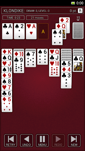 SolitaireR(Stalemate judgment) For PC Windows (7, 8, 10, 10X) & Mac Computer Image Number- 6