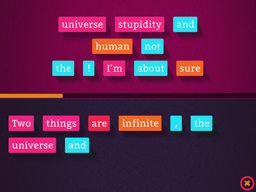 Learn English Sentence Master 1.9 Screenshots 8