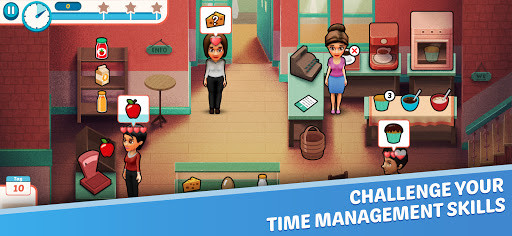 Farm Shop - Time Management Game 0.10 screenshots 1