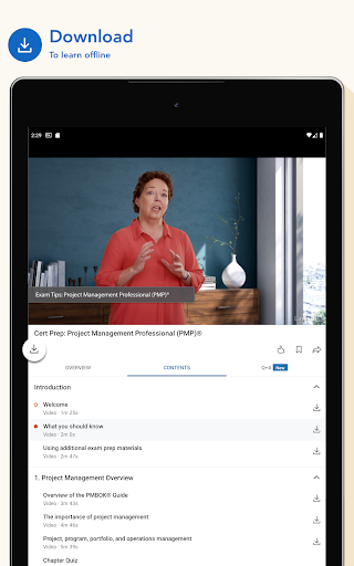 LinkedIn Learning: Online Courses to Learn Skills 0.163.25 Screenshots 11