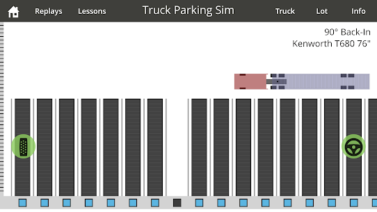 Truck Driver Training Sims 3.0.17 APK Mod Android [Latest] 2