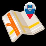 Map of Slovenia offline