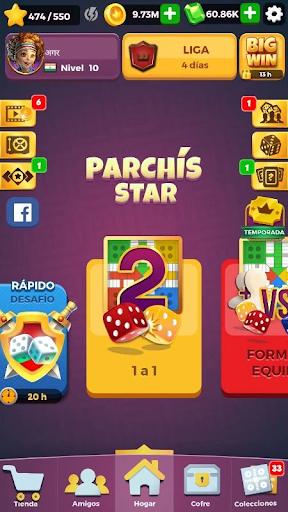 Parchisi STAR Online 1.76.1 screenshots 11