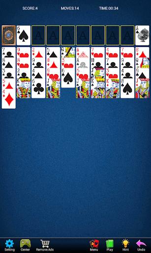 Solitaire Card Games HD screenshots 4