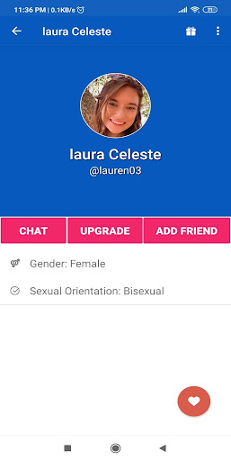 USgab - US nearby dating app for USA Singles modavailable screenshots 2
