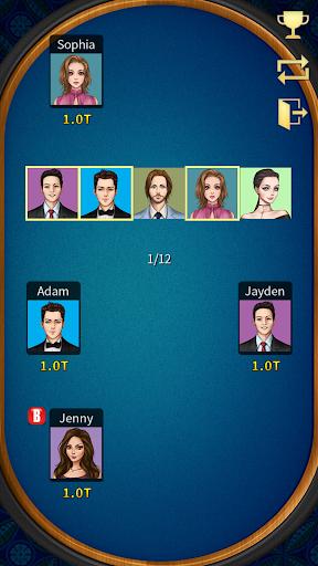 13 Poker - KK Pusoy (PvP) Offline not Online  Screenshots 5