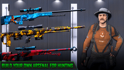 Hunting Games 2021 : Birds Shooting Games 2.4 screenshots 1