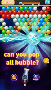 Bubble Shooter Mod Apk (Unlimited Golds) 7