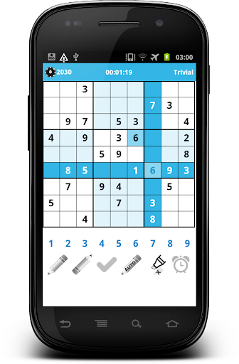 Travel Sudoku - With GPS Alarm For PC Windows (7, 8, 10, 10X) & Mac Computer Image Number- 6