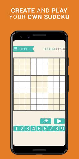 Sudoku classic   Free puzzle game   Easy sudoku 3.8.3 screenshots 5