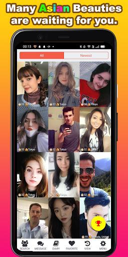 AsianMate - Meet Asian friends  screenshots 1