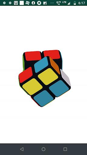 Cube Game 2x2  screenshots 1