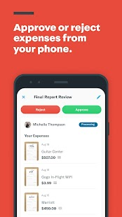 Expensify - Expense Reports Screenshot