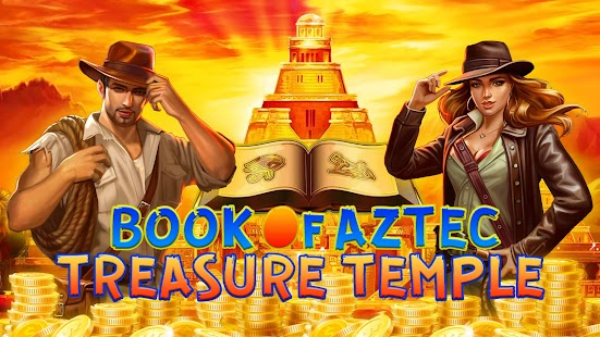 Book Of Aztec: Treasure Temple Screenshot