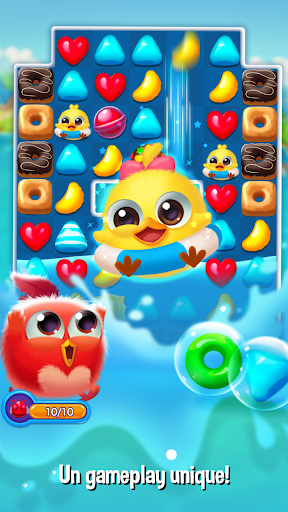 Code Triche Bird Friends : Match 3 & Free Puzzle APK MOD (Astuce) screenshots 1