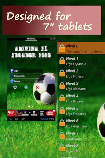 Soccer Players Quiz 2020 1.52 screenshots 7