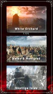 The Witcher 3 Unofficial Map Companion