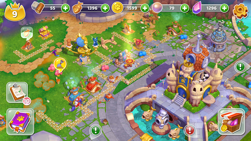 Cats & Magic: Dream Kingdom  screenshots 12