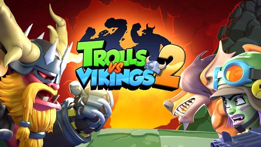 Trolls vs Vikings 2  screenshots 1