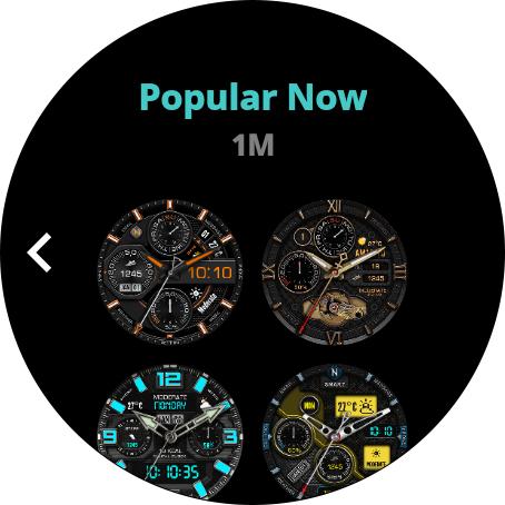 Watch Face App MR TIME apktram screenshots 8