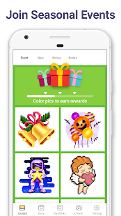 Pixel Art: Color by Number 6.7.8 APK + Mod (Unlimited money) for Android