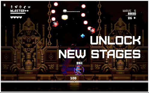 Screenshot dello stagista Space Frog