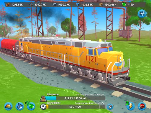 afk train driver sim screenshot 2