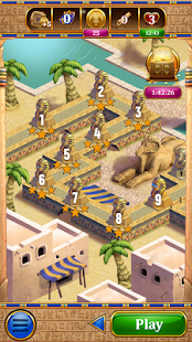Card of the Pharaoh - Free Solitaire Card Game
