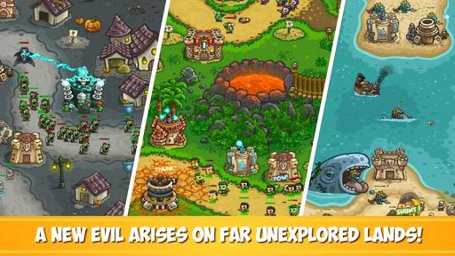 Kingdom Rush Frontiers - Tower Defense Game apktram screenshots 2