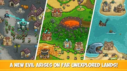 تحميل لعبة Kingdom Rush Frontiers المدفوعة مهكرة [مجانا] 2