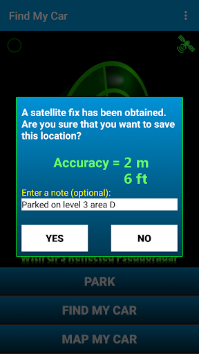 Find My Car - GPS Navigation 4.60 Screenshots 7