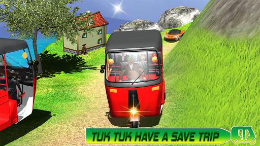 Modern auto tuk tuk Real rickshaw game 2021 1.8 screenshots 7