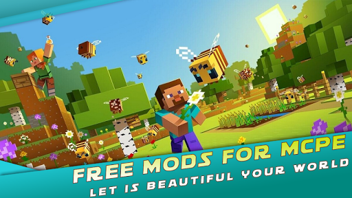 Mods for Minecraft PE by MCPE  Screenshots 1