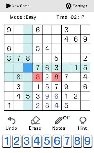 Sudoku Classic android2mod screenshots 1