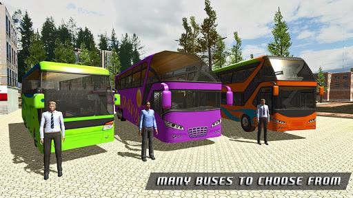 Bus Simulator 2021: Bus Games screenshots 14