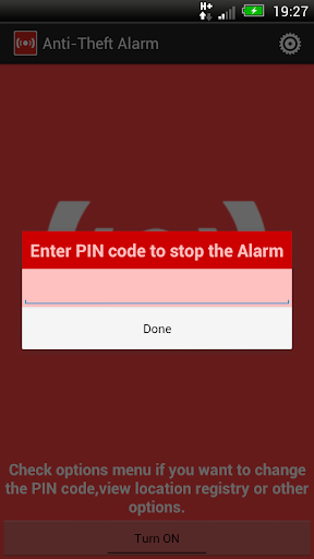 Anti-Theft Alarm Pro For PC Windows (7, 8, 10, 10X) & Mac Computer Image Number- 8