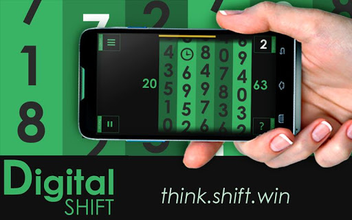 Digital Shift - Addition and subtraction is cool 2.1.1 screenshots 1