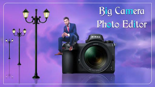 DSLR Photo Editor : Big Camera Photo Maker hack tool
